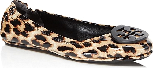 Tory Burch Natural Leopard