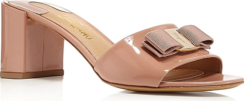 Salvatore Ferragamo New Blush Pink