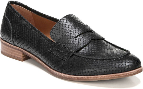 a2854a8c122f Sarto By Franco Sarto 'Jolette' Penny Loafer in Black Black Loafers UPC  727695257778