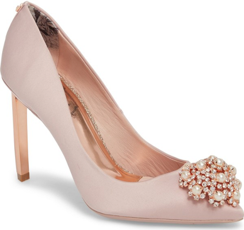 c42f2d761b6 Ted Baker London Peetch 2 Pump in Pink | Pink Stilettos for Women
