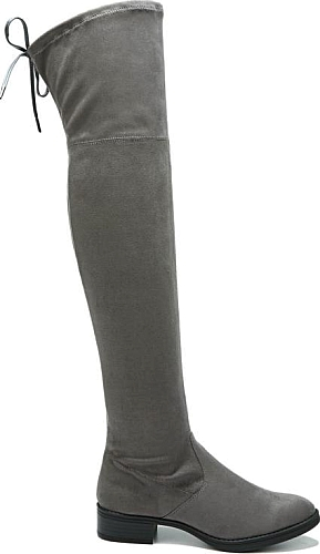 1d90a0adf371 Circus by Sam Edelman Women s Peyton Over The Knee Boots in Dark Grey