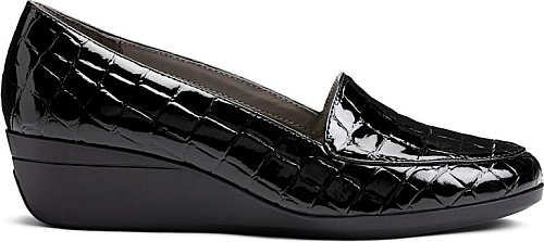 Aerosoles Black Croco