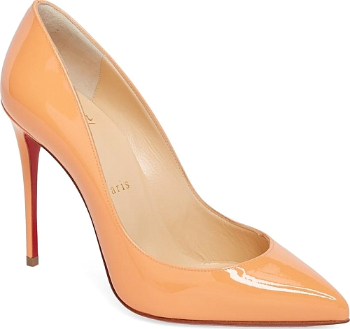 Women's Christian Louboutin 'Pigalle Follies' Pointy Toe