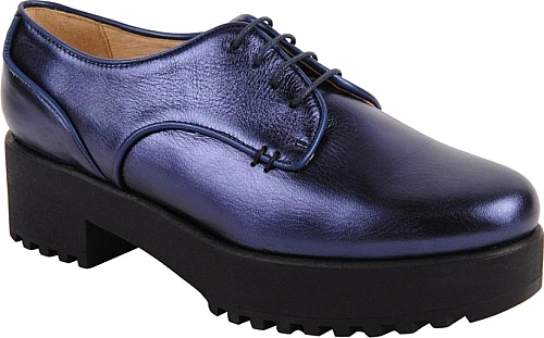 UKIES Midnight Blue Leather