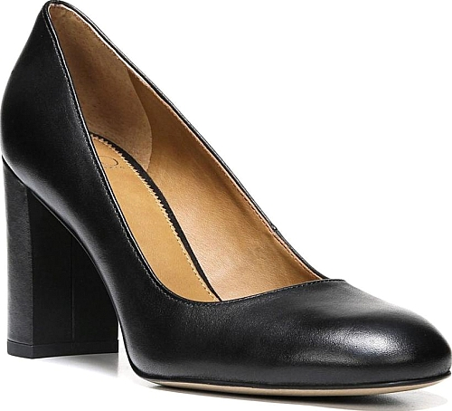 SARTO by Franco Sarto Black Leather