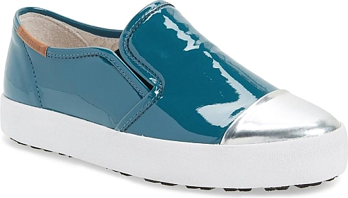 Blackstone Turquoise Patent Leather
