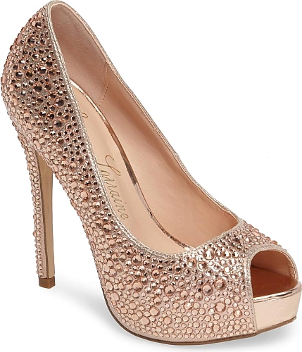 Rose Gold Shoes Under 150 For Women World Shoe Trends