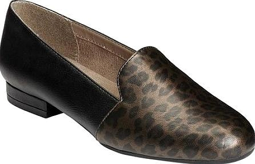 A2 by Aerosoles Leopard Combo Faux Leather