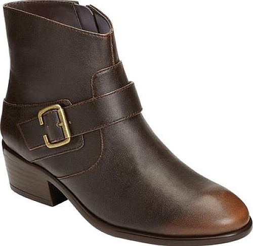 A2 by Aerosoles Brown Multi Faux Leather