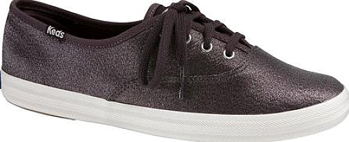 81bc887ce8d Keds Champion Oxford Canvas Sneaker in Slate Gray (Lurex Nylon ...