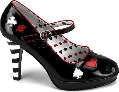 Funtasma Black Patent