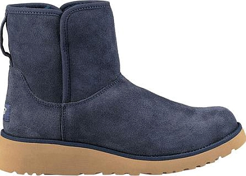New UGG Oriana Cow Hair Exotic Laceup Boots