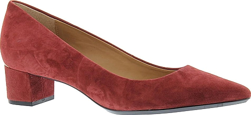 Calvin Klein Genoveva Women's Red Pump