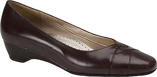 Mark Lemp Classics Beauty Women's Brown Pump