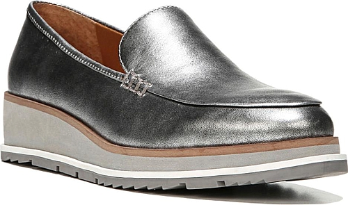 0c699668c84 Franco Sarto Artist Collection Ayers Women s Silver Slip On