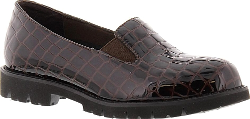 David Tate Pearl Women's Brown Slip On