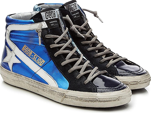 Golden Goose Deluxe Brand Blue