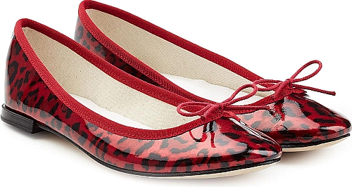 Repetto Animal Print