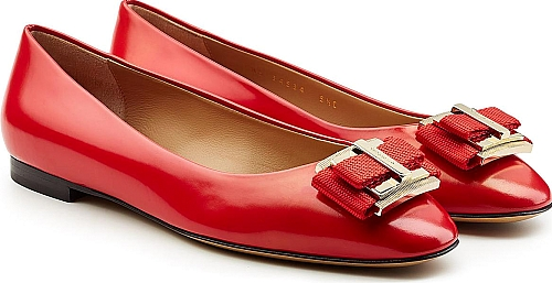 Salvatore Ferragamo Red