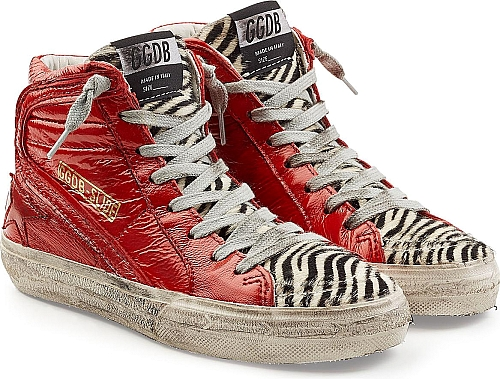 Golden Goose Deluxe Brand Red