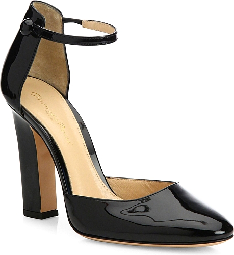 Gianvito Rossi Black